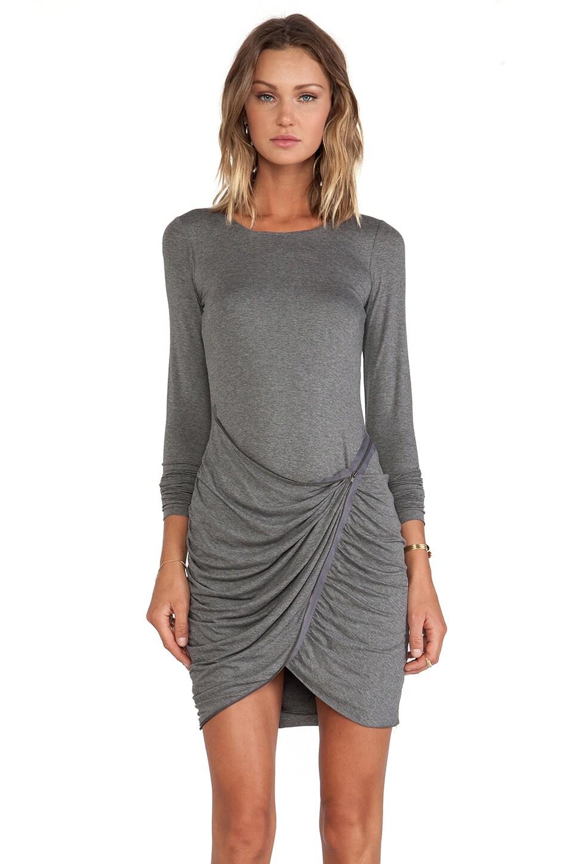 Bailey 44 Bridle Path Dress in Grey