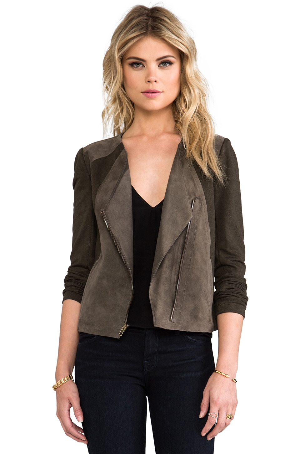 Bailey 44 Jave Jolt Jacket in Army