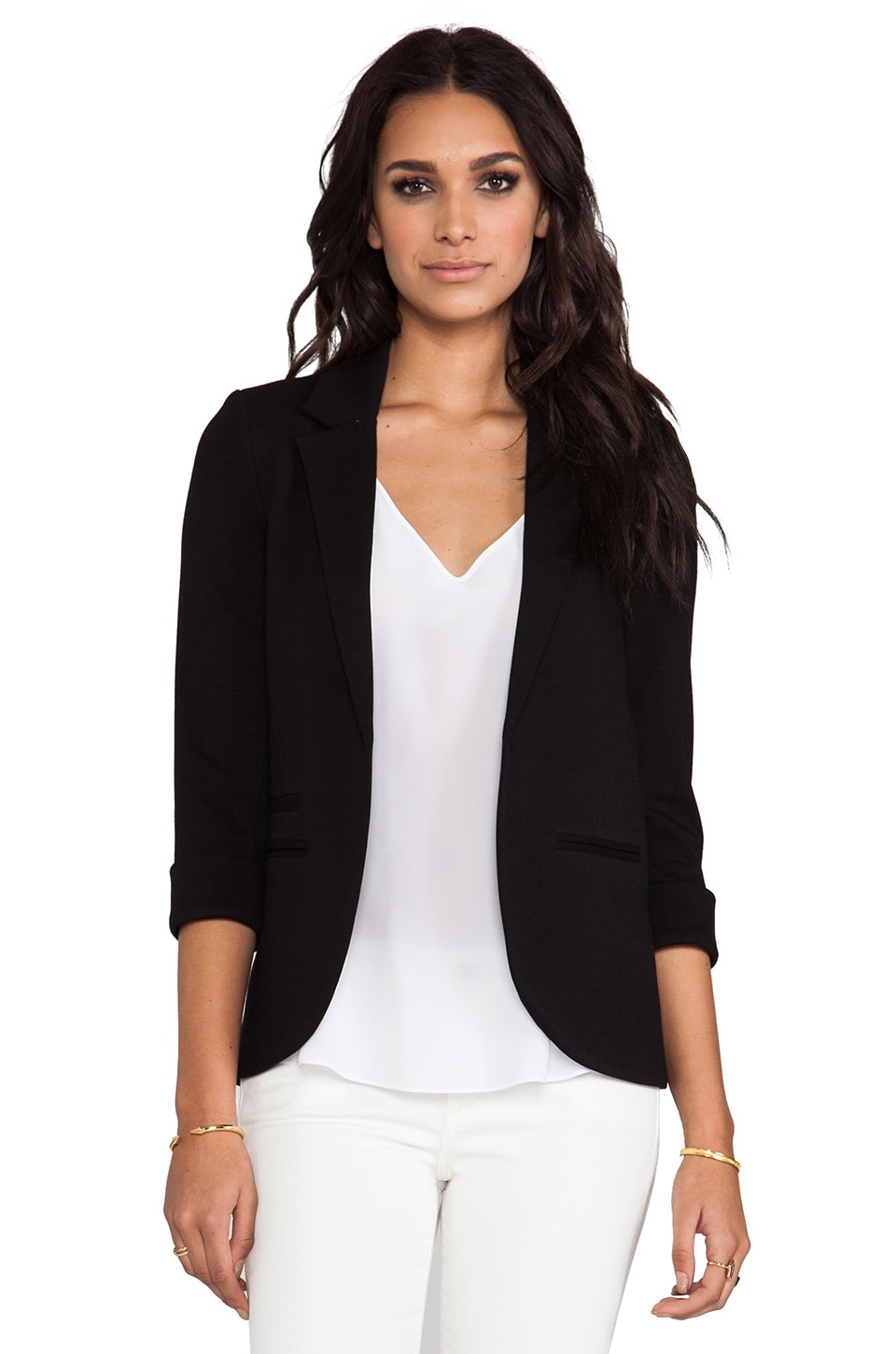 Bailey 44 Joan Jacket in Black