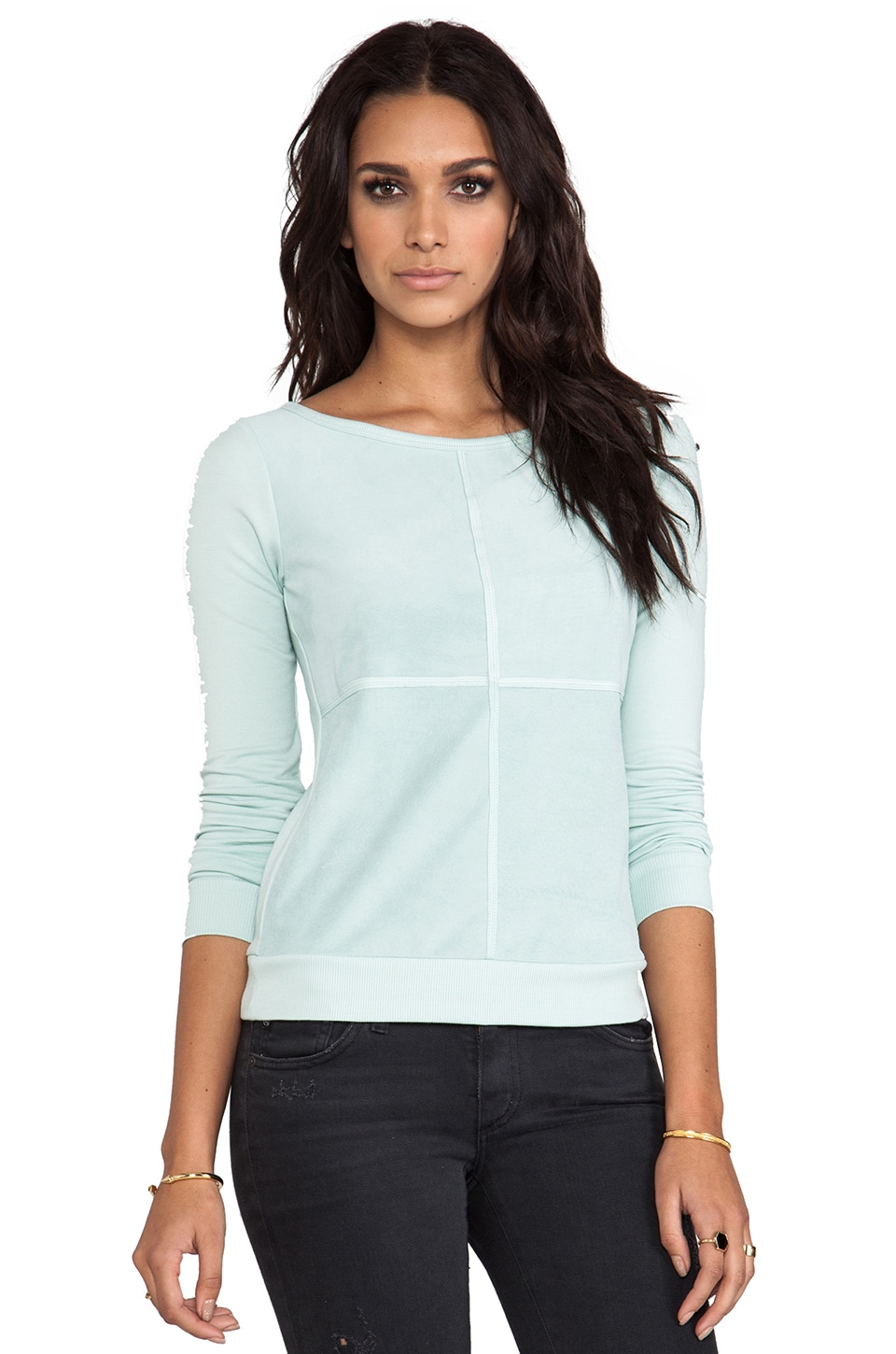 Bailey 44 Katherine Top in Mint