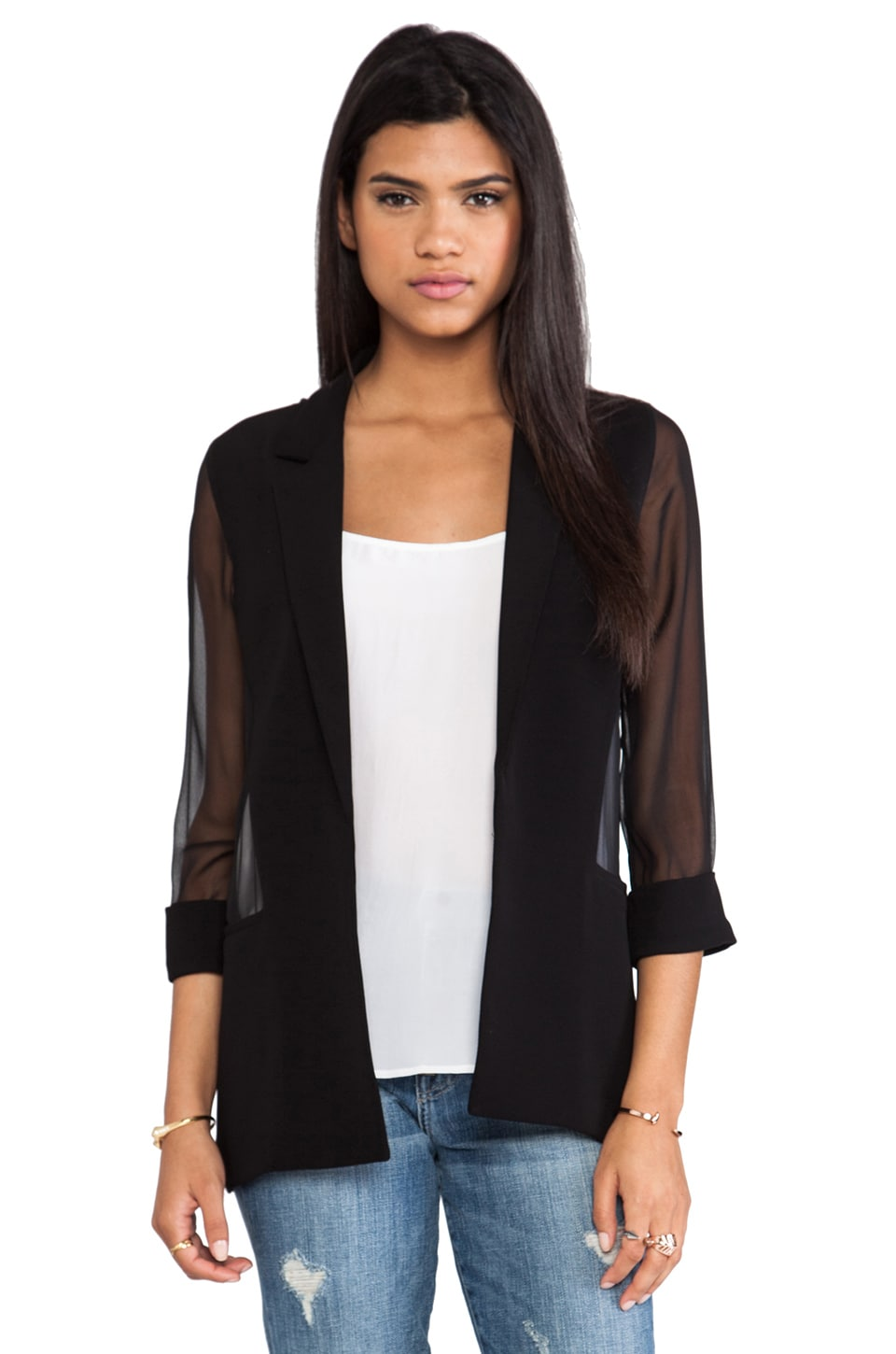 Bailey 44 Giacometti Jacket in Black