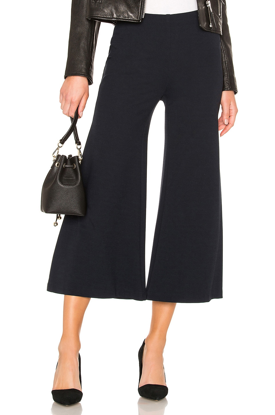 Bailey 44 Pilot Boat Ponte Pant in Midnight