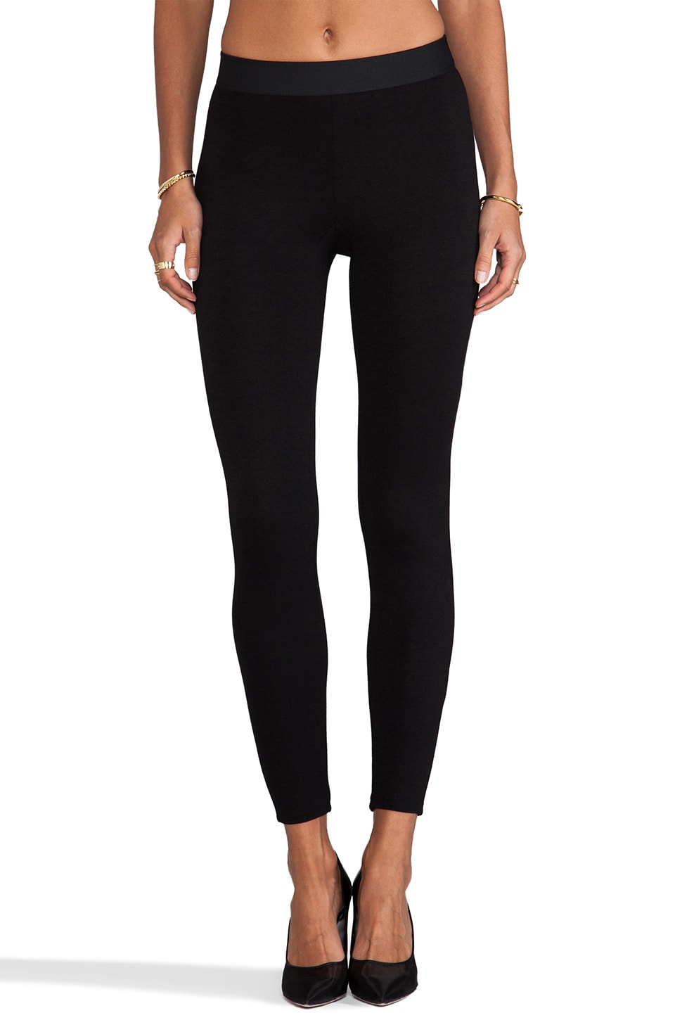 Bailey 44 Core Legging in Black