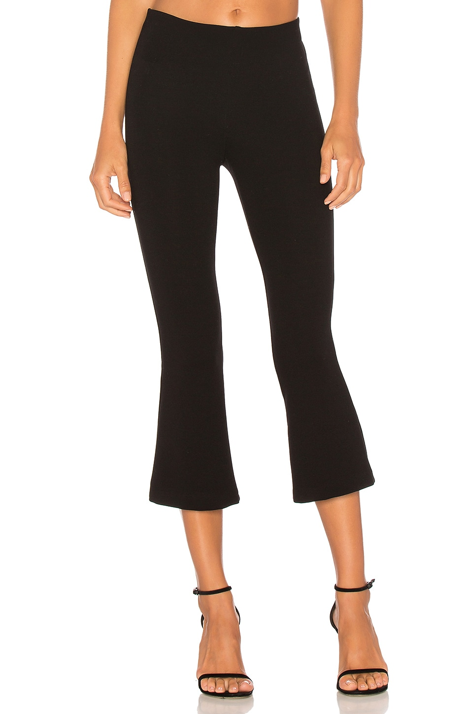 Bailey 44 Pipe Hitch Pant in Black
