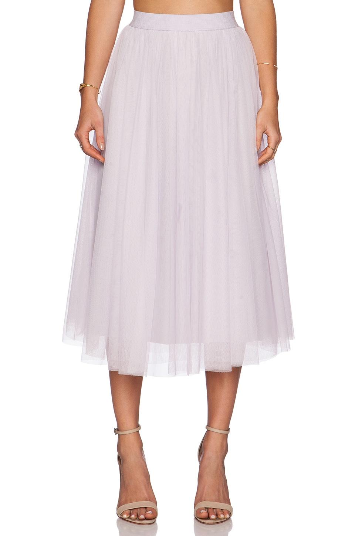 Bailey 44 Bailey Shadow Waltz Skirt in Lilac