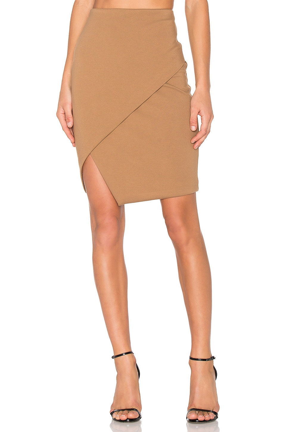 Bailey 44 Wallace Skirt in Camel