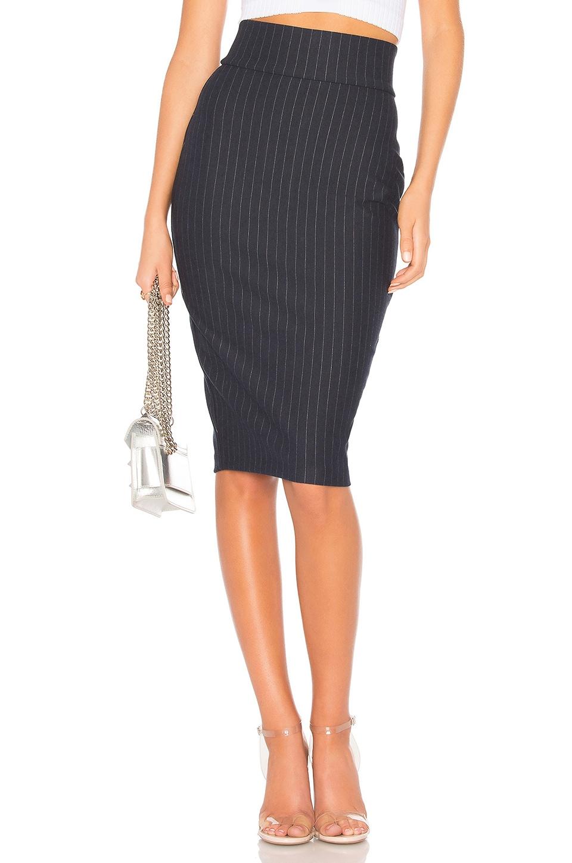 Bailey 44 Syllabus Skirt in Midnight