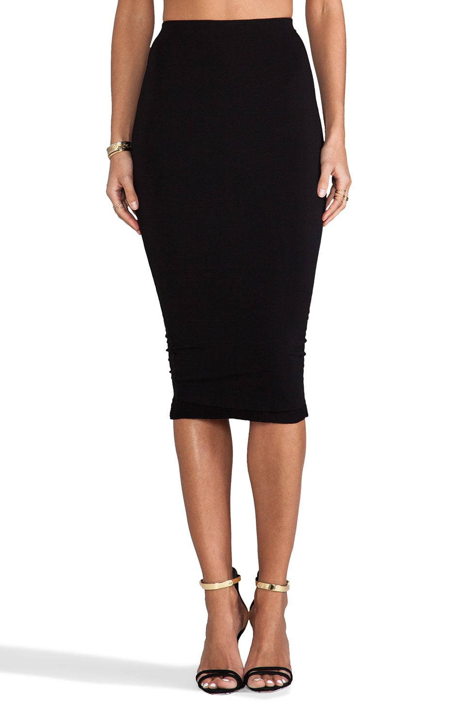 Bailey 44 Shirley Skirt in Black