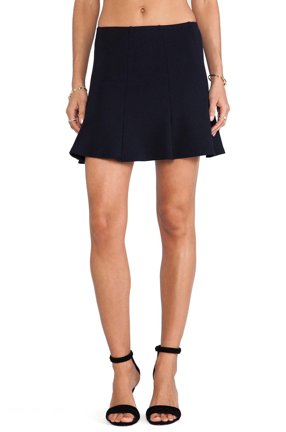 Bailey 44 Blitz Skirt in Navy
