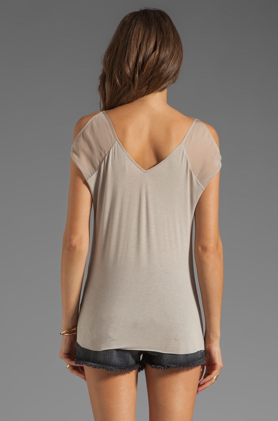 Bailey 44 Sting Ray Top in Beige
