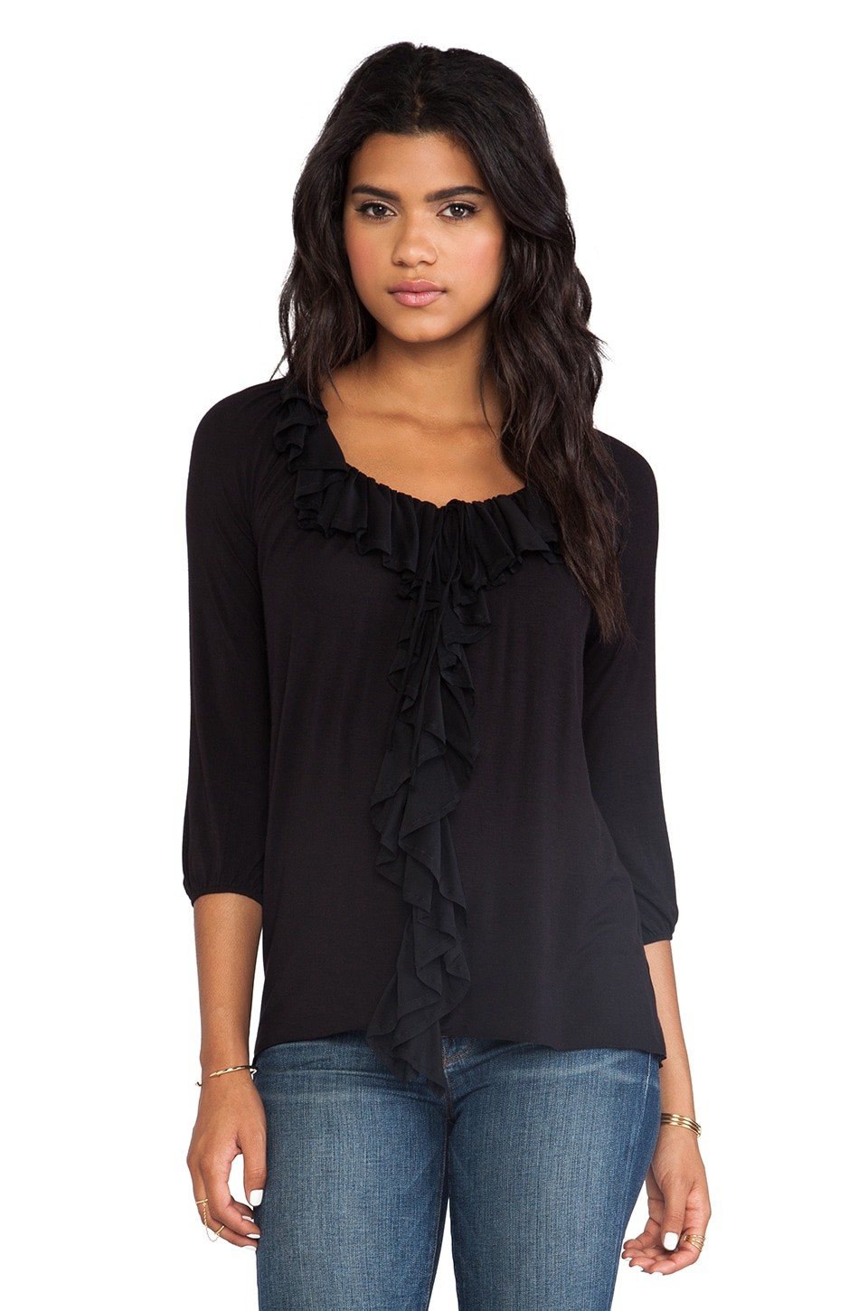 Bailey 44 Tennyson Top in Black