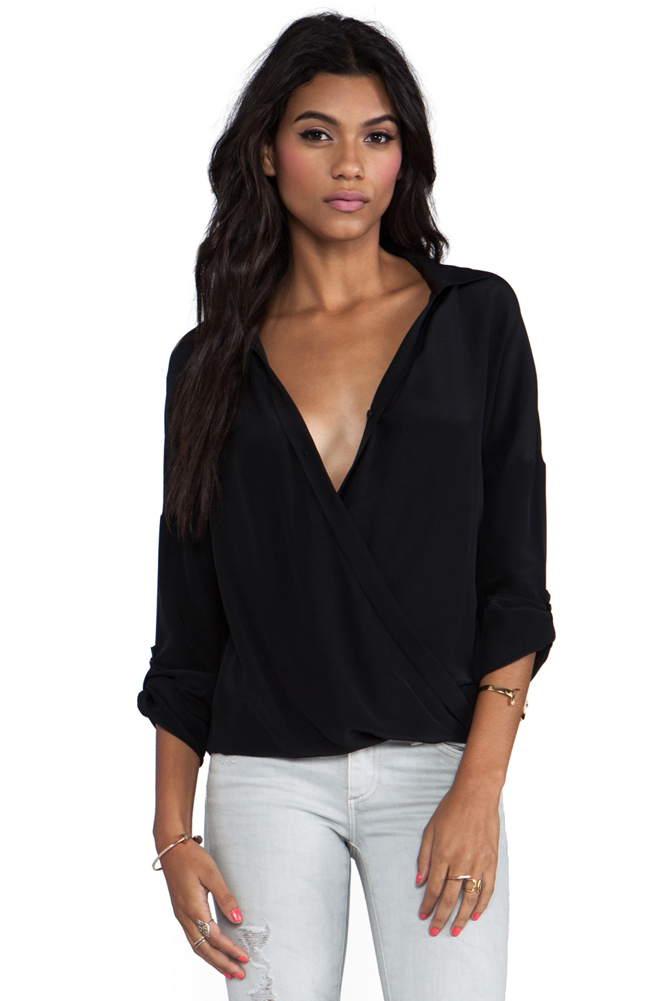 Bailey 44 Cloud Computing Top in Black