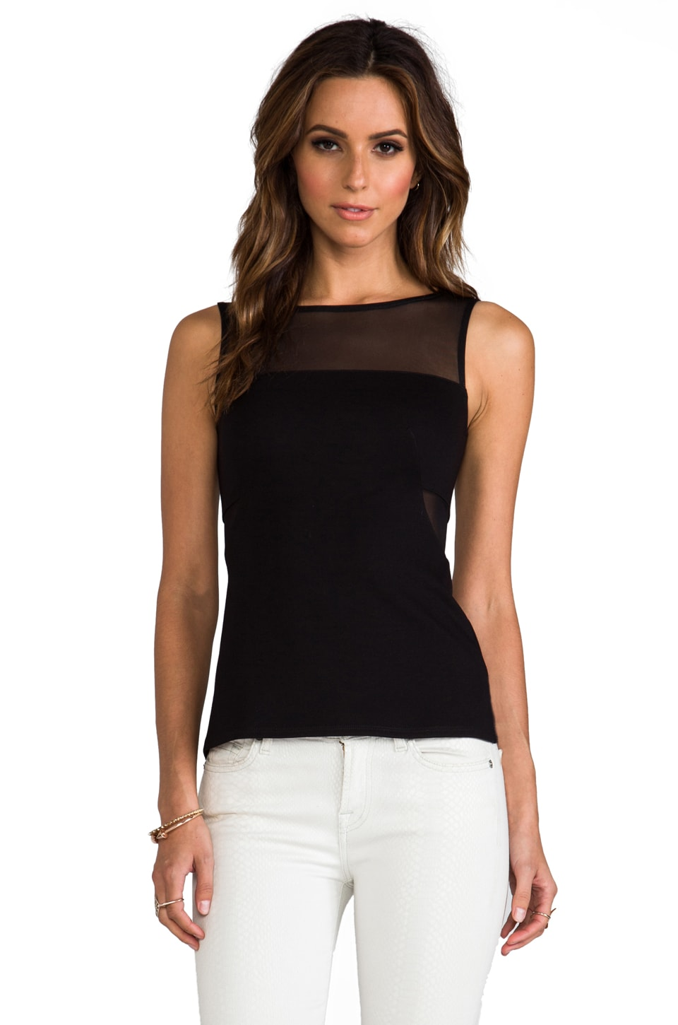 Bailey 44 Antimatter Top in Black