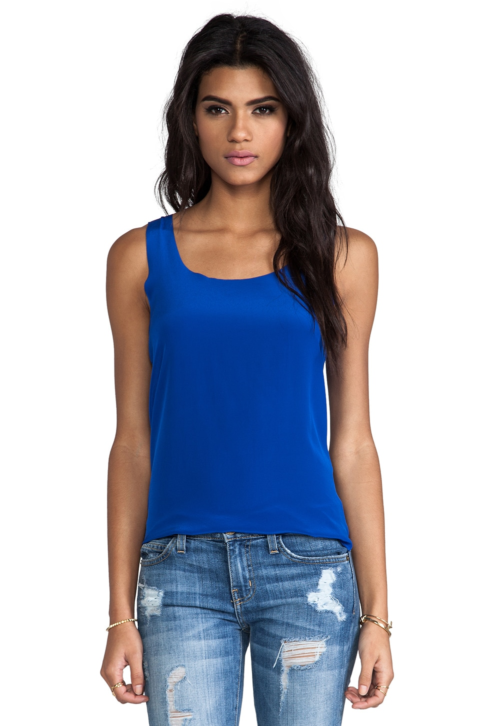 Bailey 44 Follow-Through Top in Cobalt
