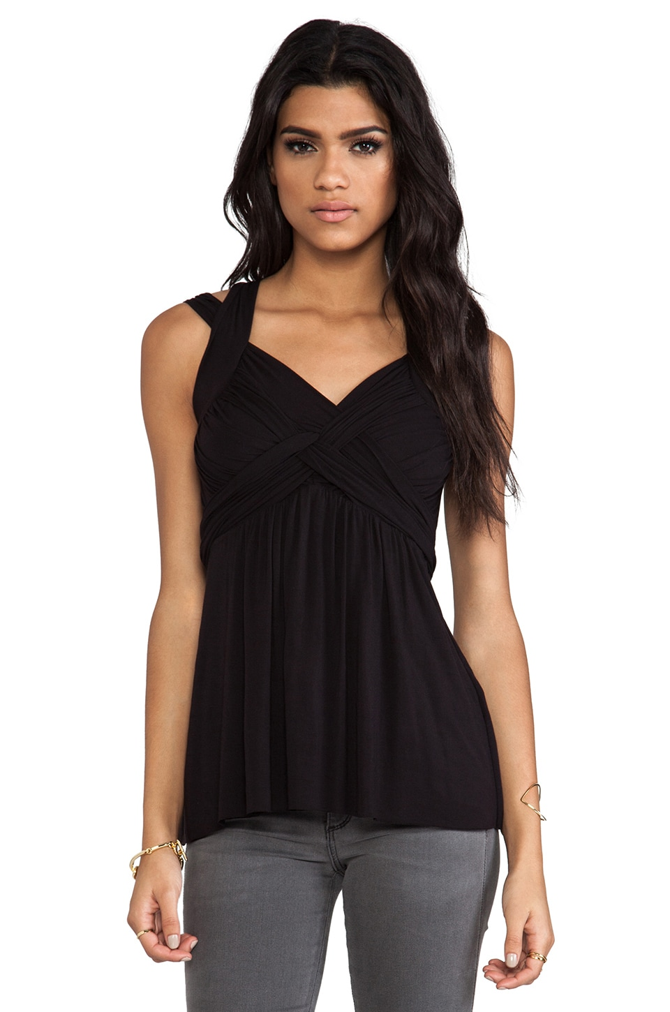 Bailey 44 Carol Top in Black