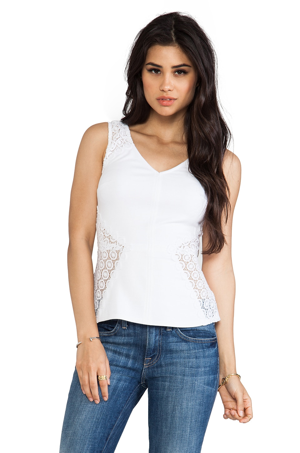 Bailey 44 Tippi Top in White