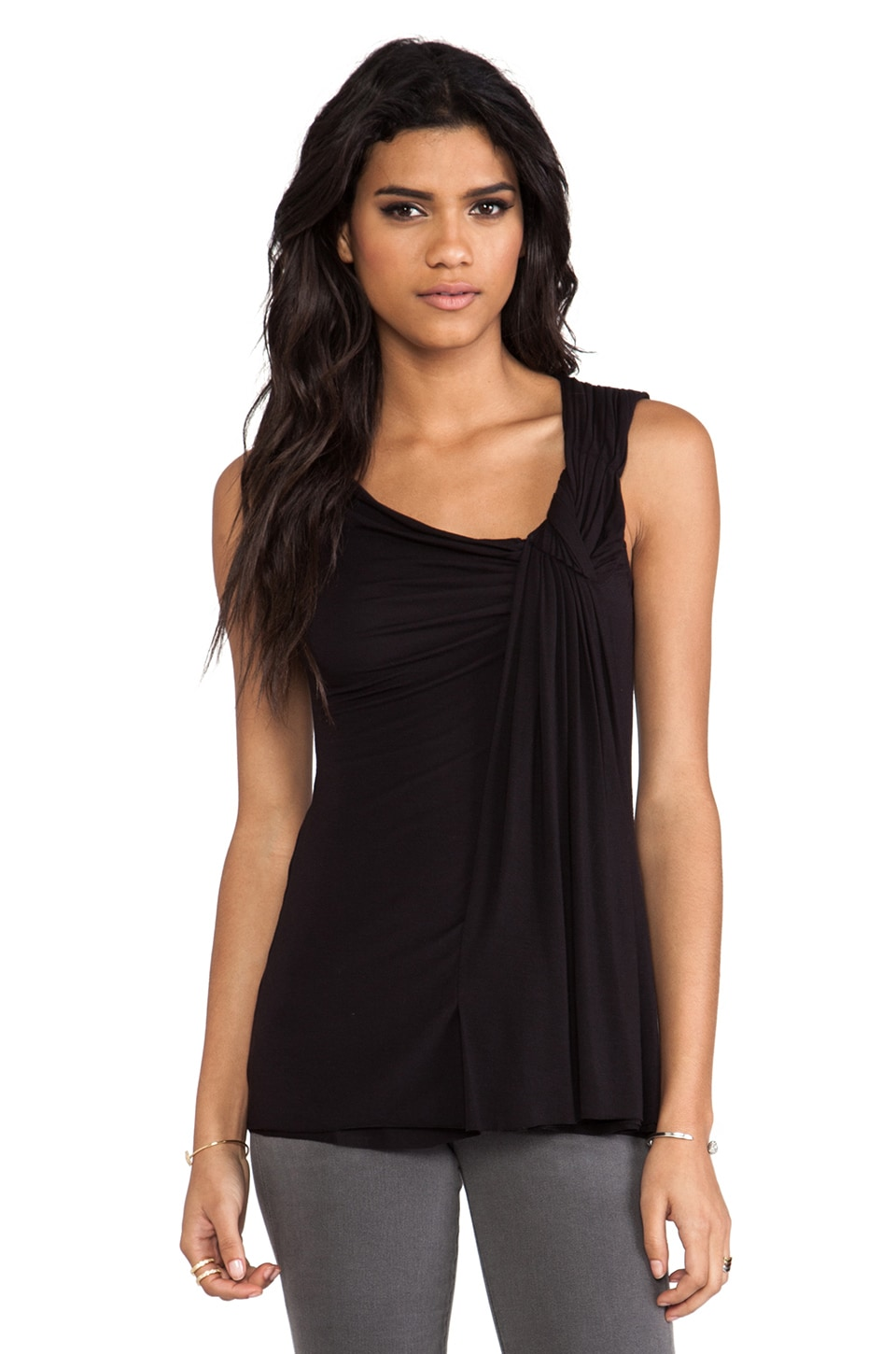 Bailey 44 Tripoli Top in Black