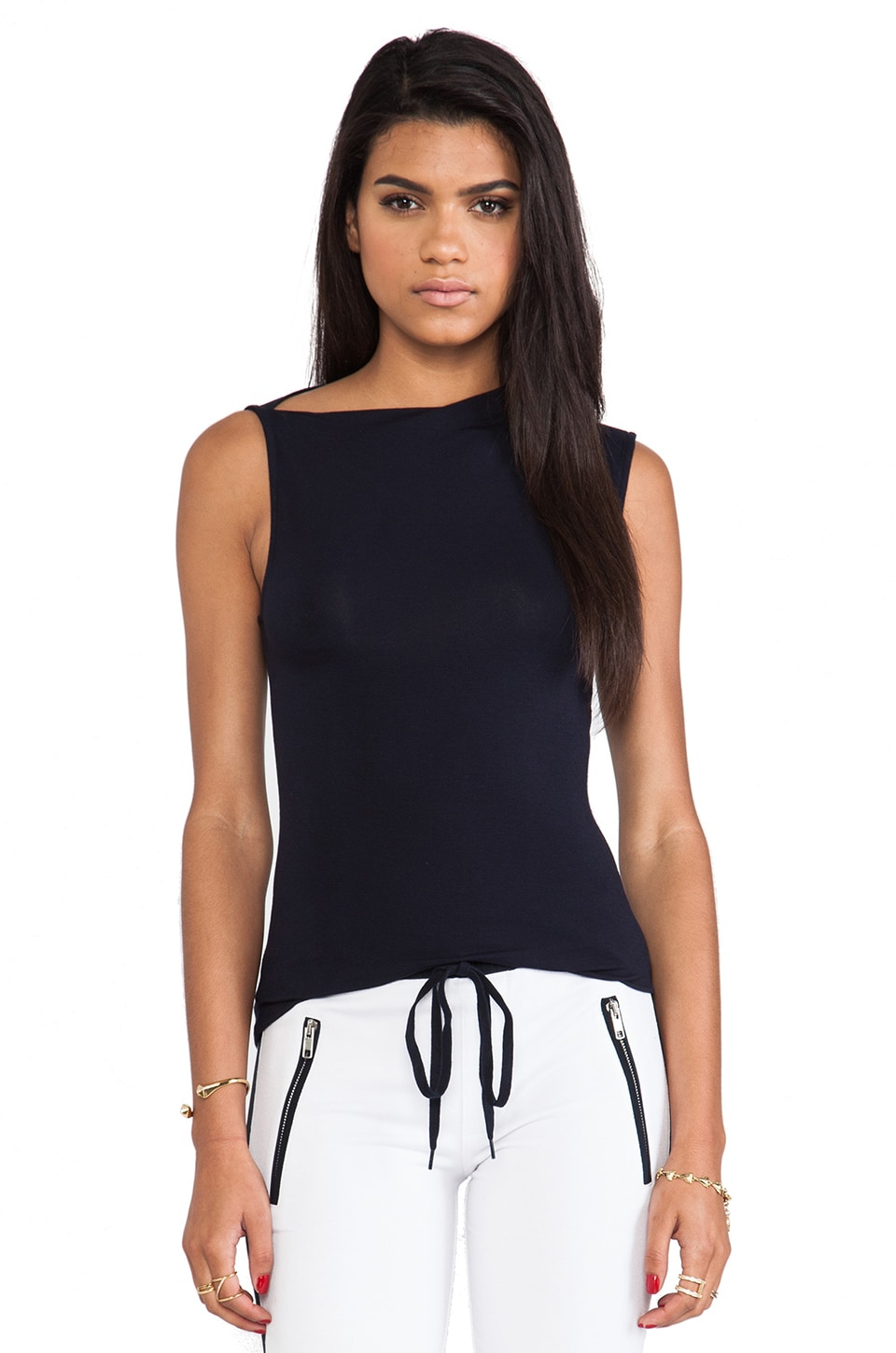 Bailey 44 Interference Top in Navy