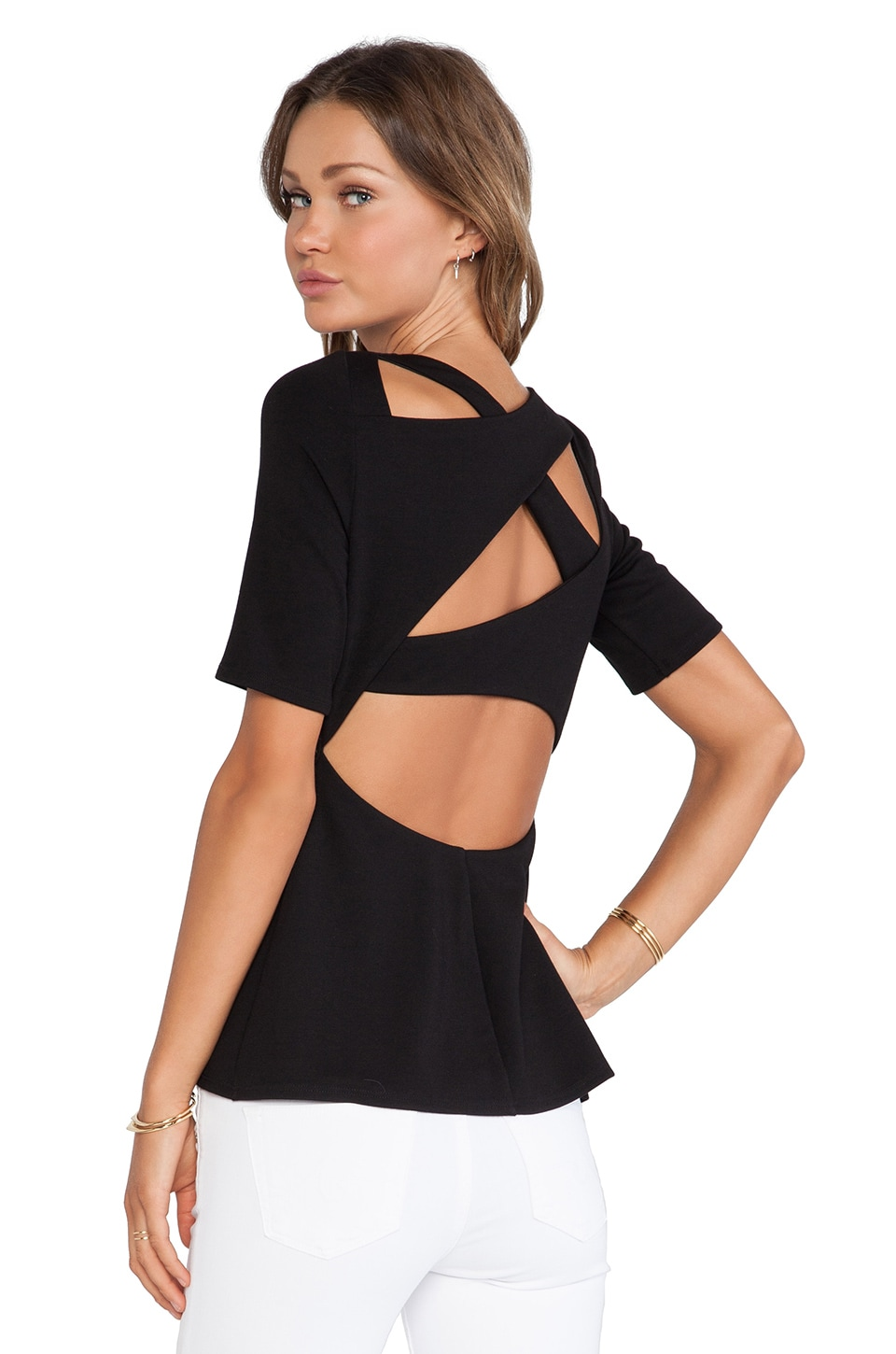 Bailey 44 Velocity Top in Black