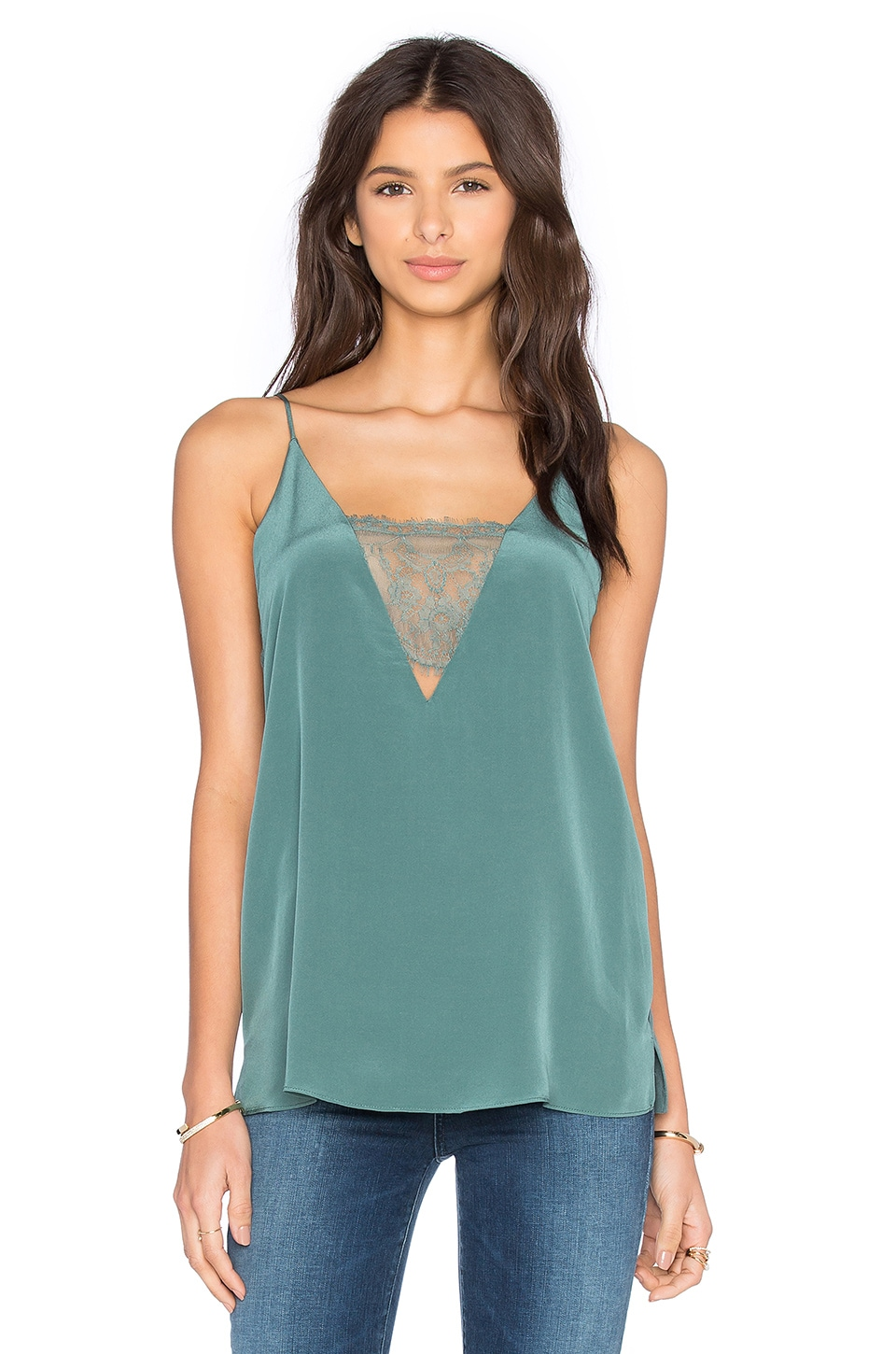 Bailey 44 Tulip Top in Jade