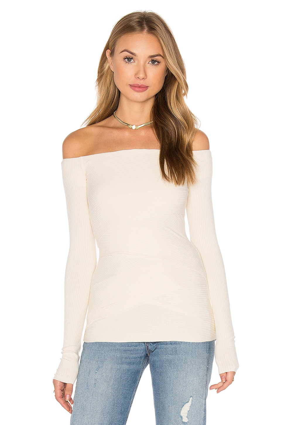 Bailey 44 Love Top in Vanilla
