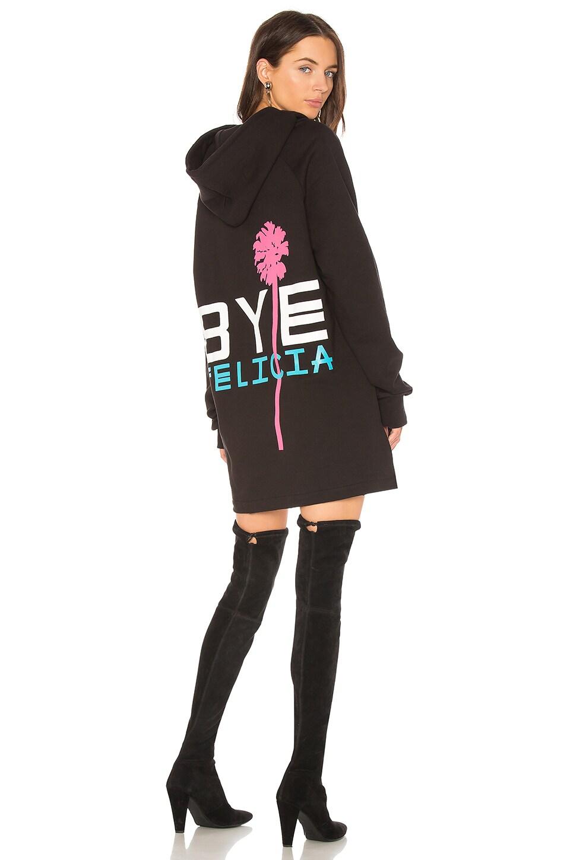 Bye Felicia Sweatshirt Dress by Baja East