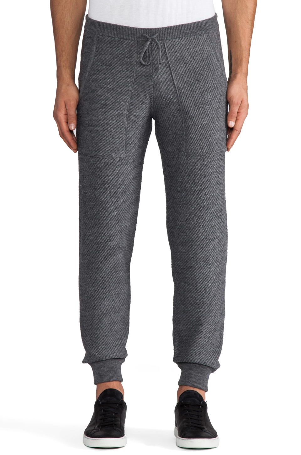 baldwin The Sweatpant in Graphite