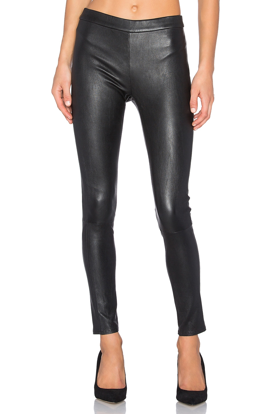 Hailey Leather Legging by baldwin