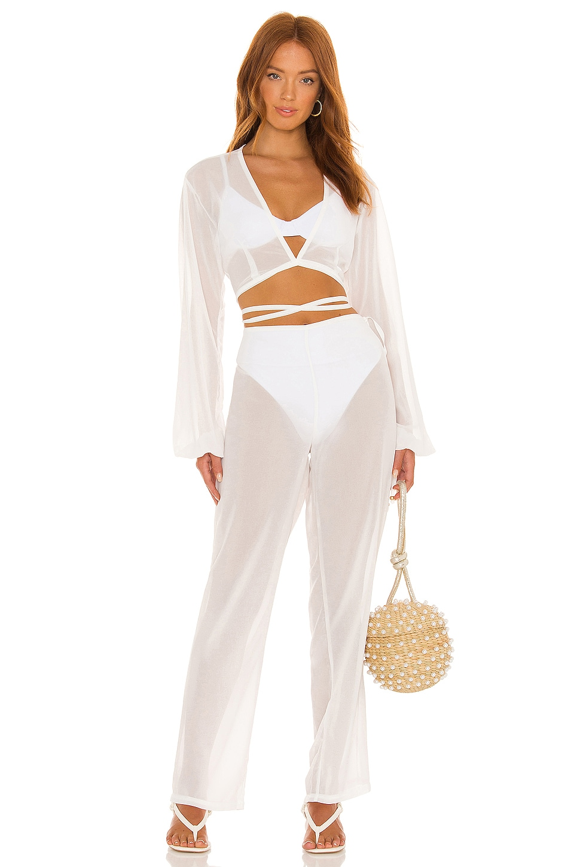 Bananhot X REVOLVE Beach Pant in White