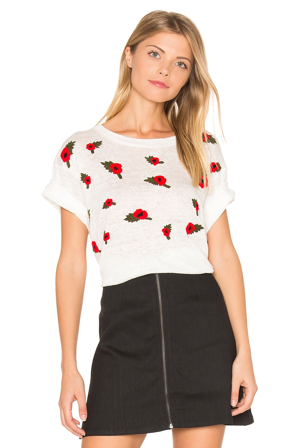 Poppies Tee by Banner Day