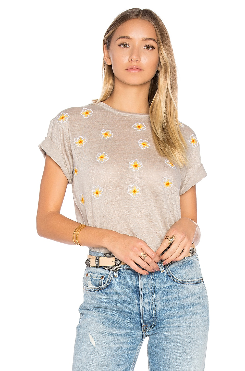 California Poppies Tee by Banner Day