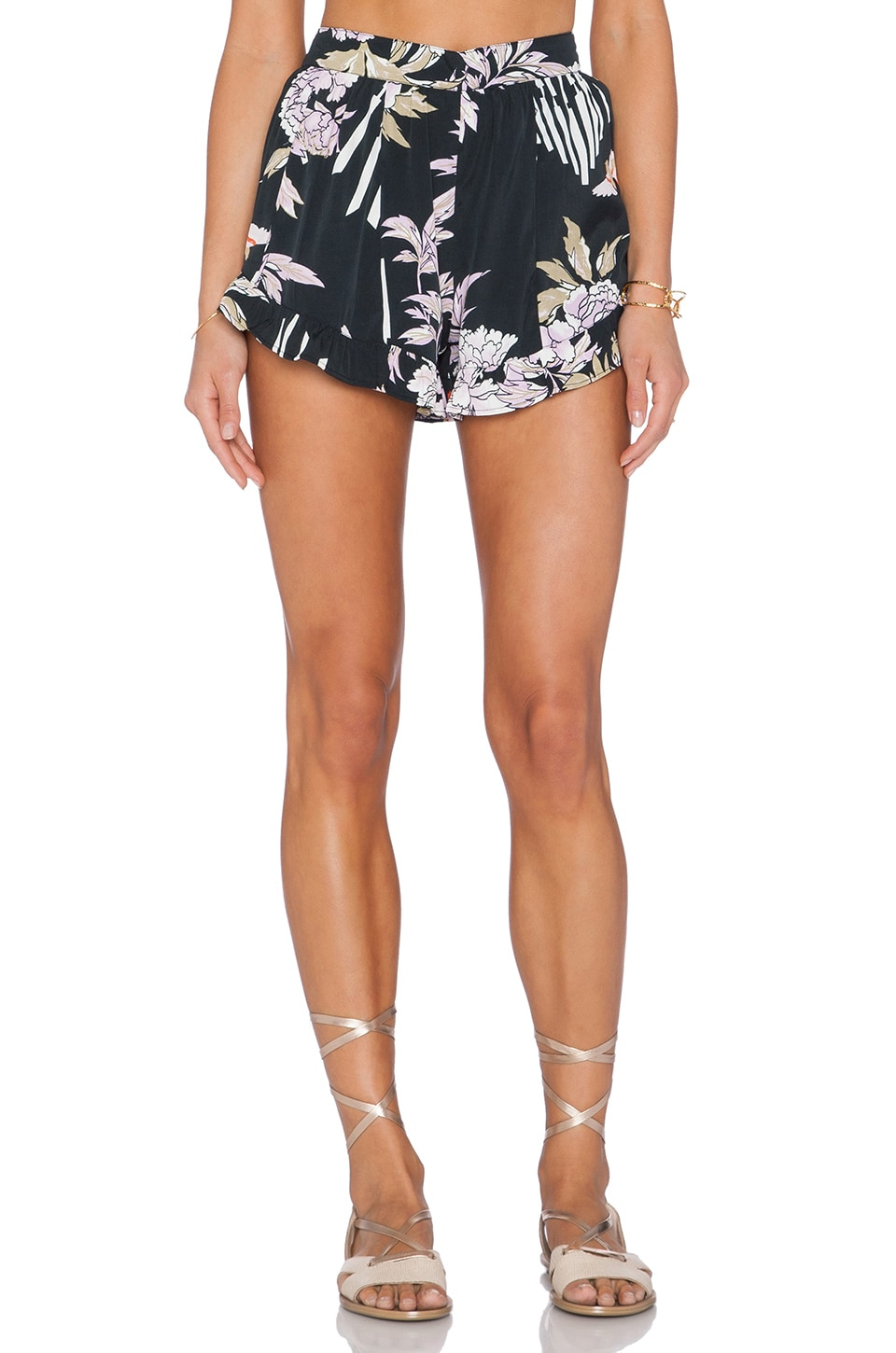 Band of Gypsies North Shore Short in Tropical Floral