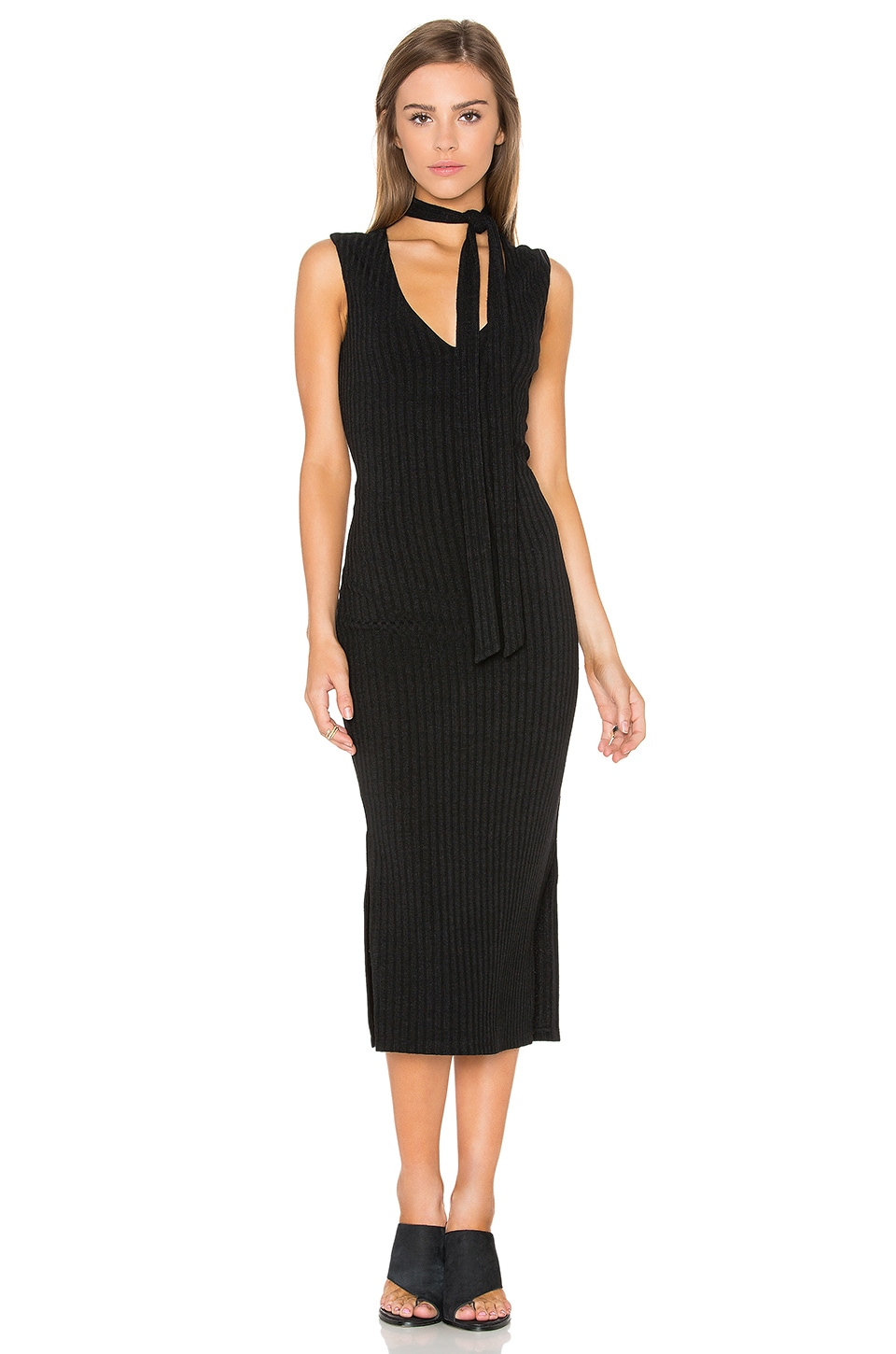 Sonia Rib Dress by Bardot