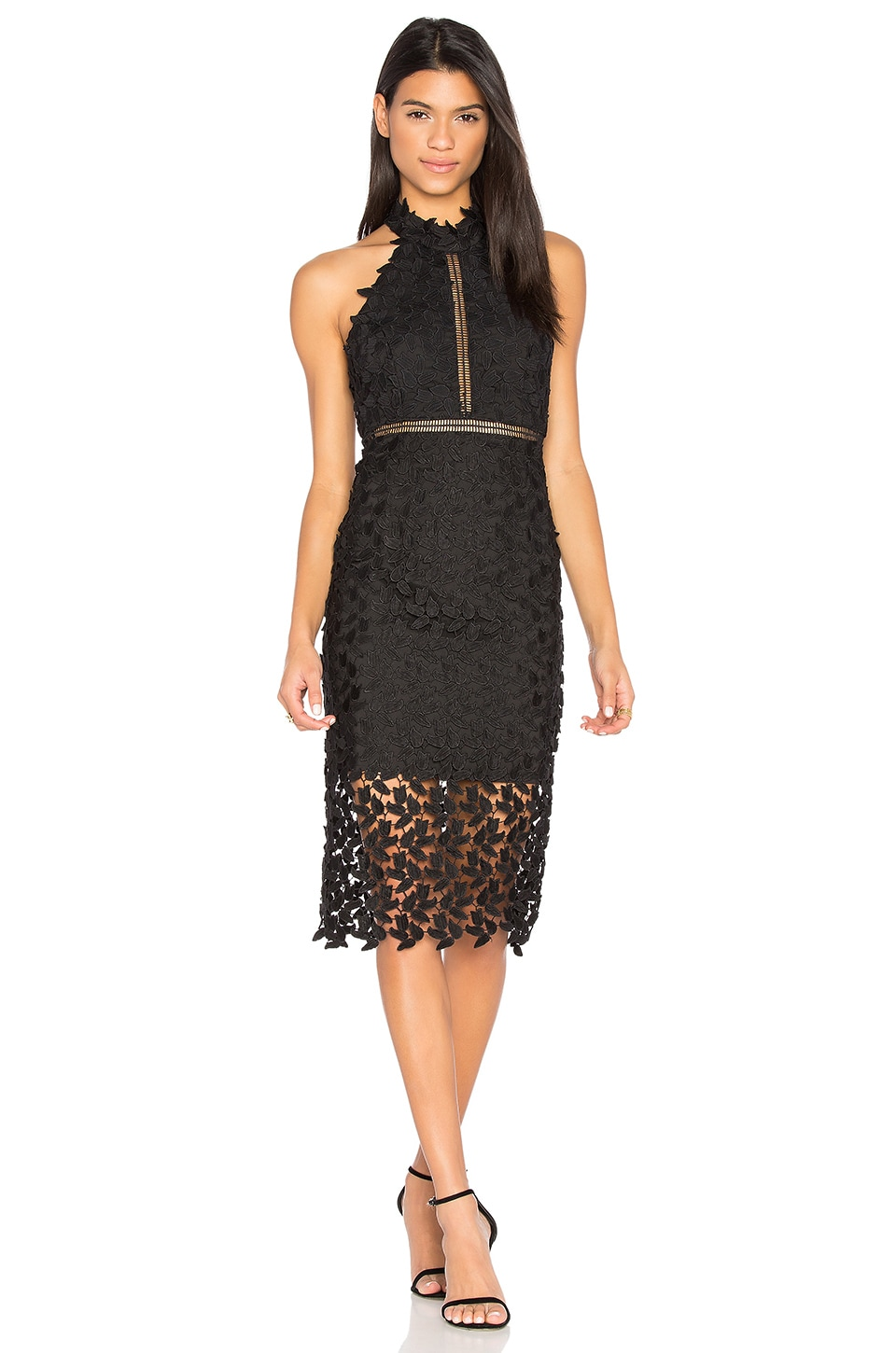 Bardot Gemma Dress in Black