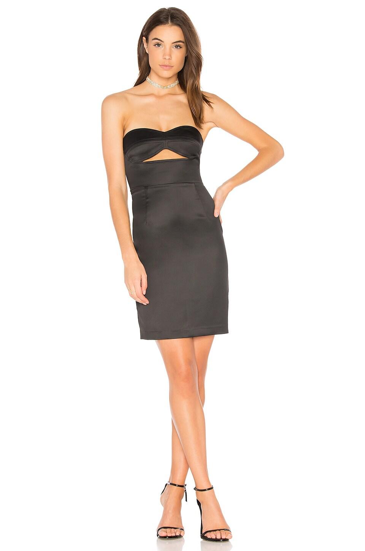 Strapless Dress by Bardot