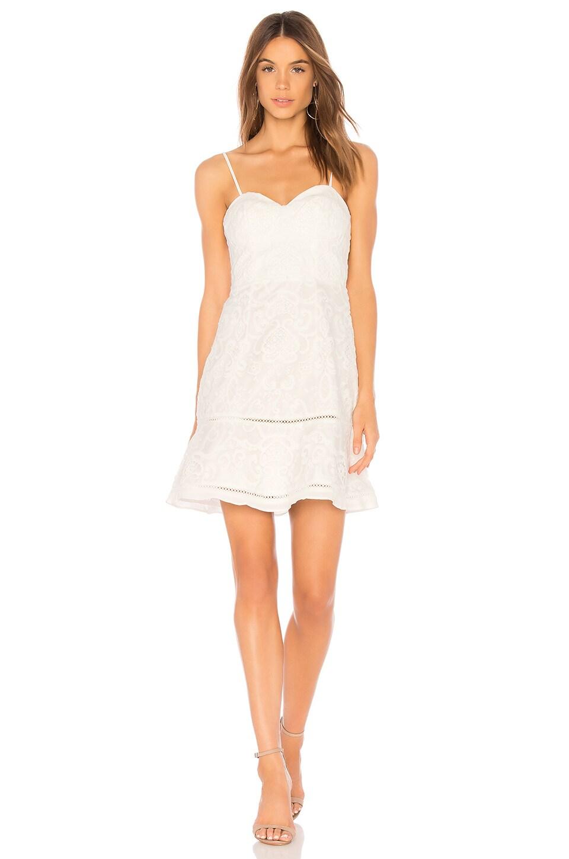 Bardot Lilya Dress in Ivory