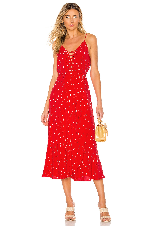 Bardot Jackson Dress in Fleck Print