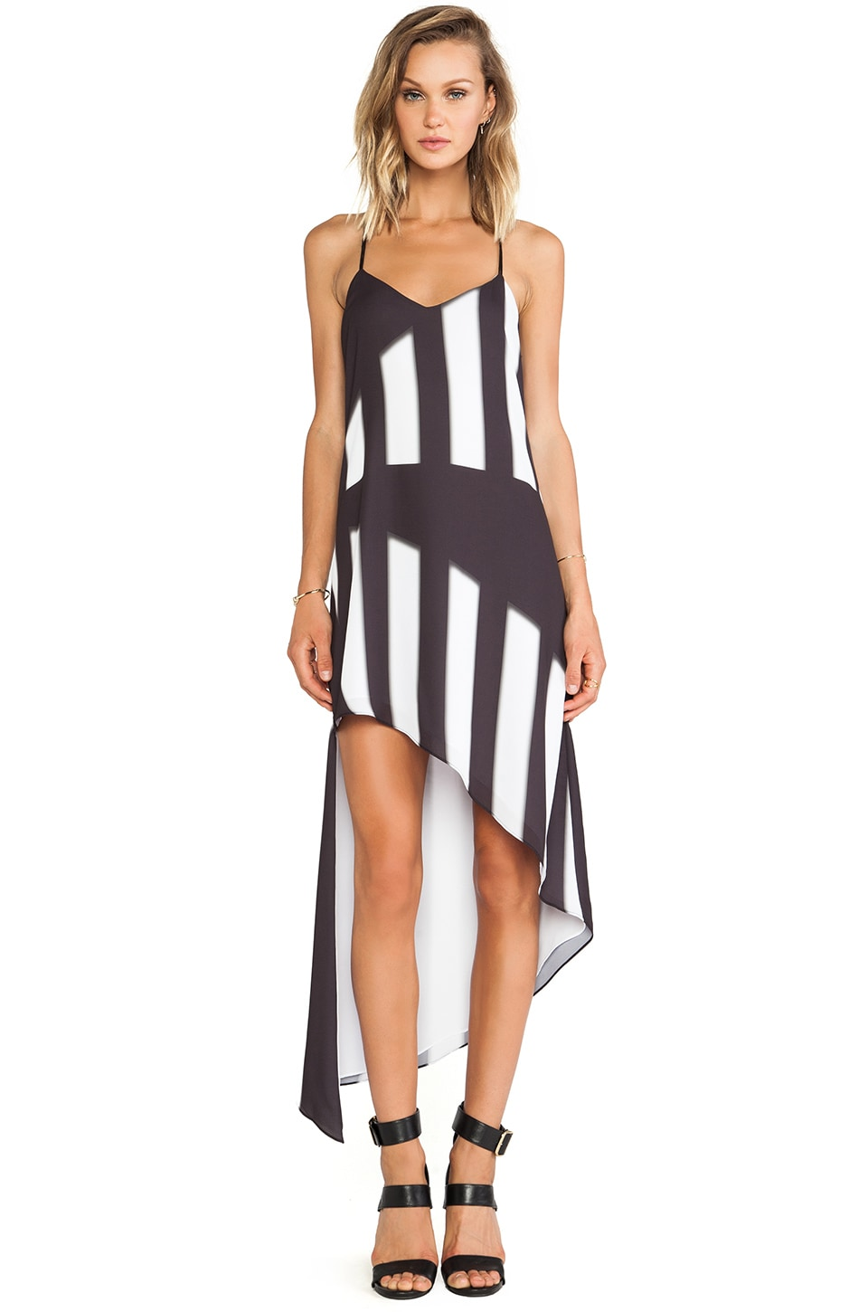 Bardot Nite Light Dress in Print