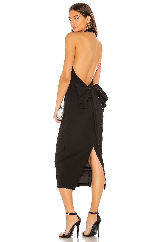 Bardot Jaden Bow Dress in Black