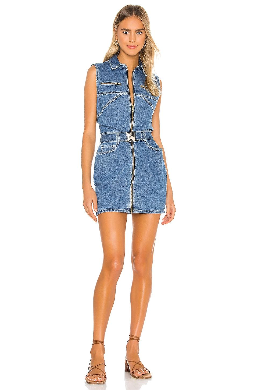 Donatella Denim Dress             Bardot                                                                                                       CA$ 150.24 1