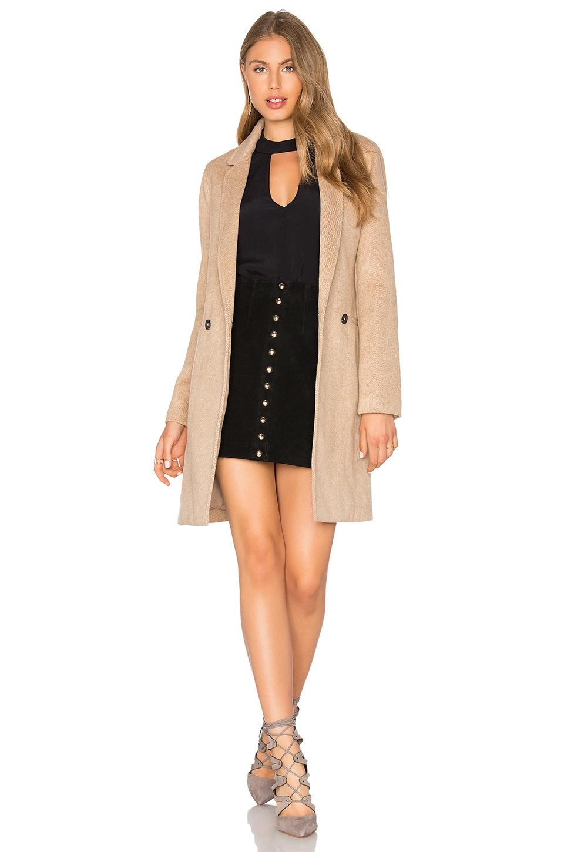 Tash Coat by Bardot