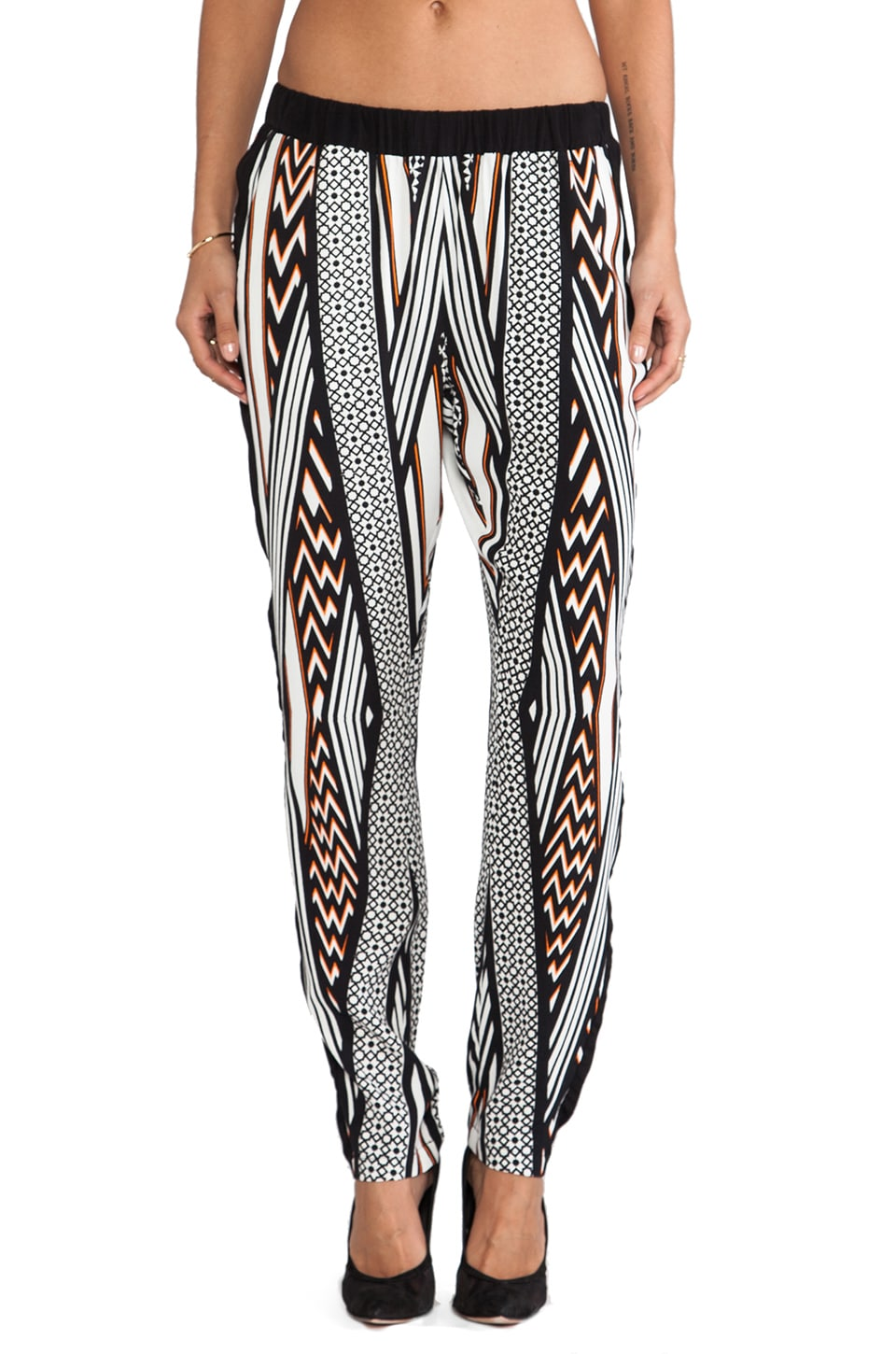 Bardot Arrow Pant in Multi