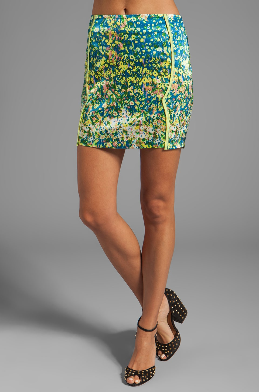 Bardot Flower Shower Skirt in Multi