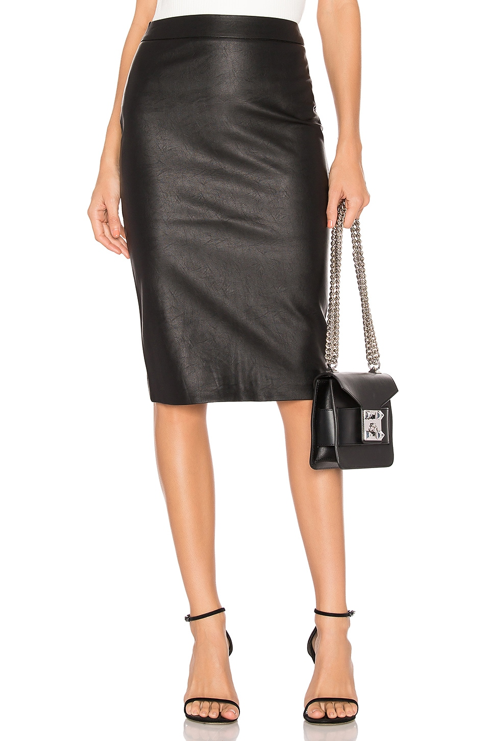 Bardot Donna Skirt in Black