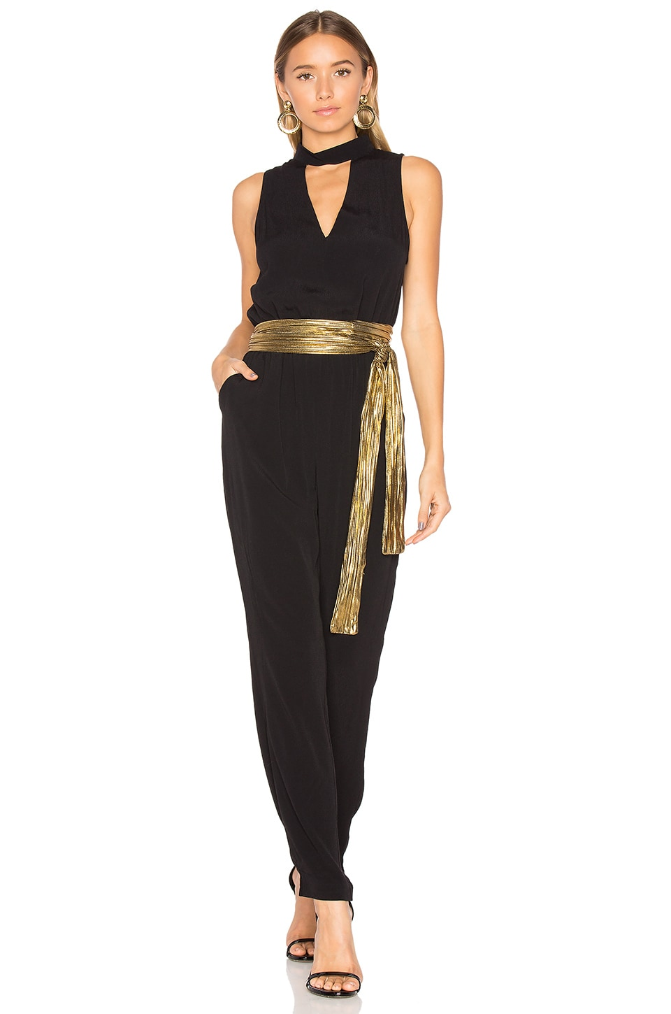 Kaia Jumpsuit by Bardot