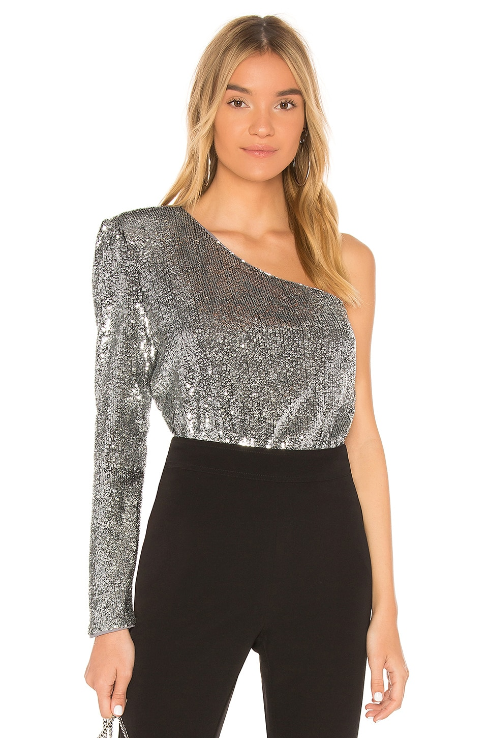 Sequined Top