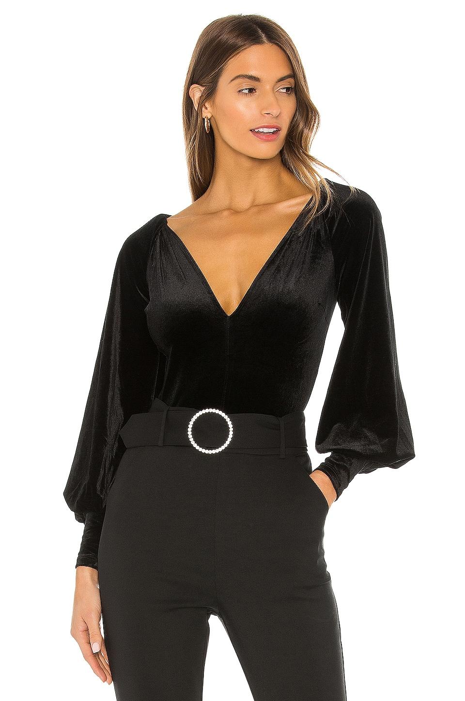 Bardot Bryony Bodysuit in Black