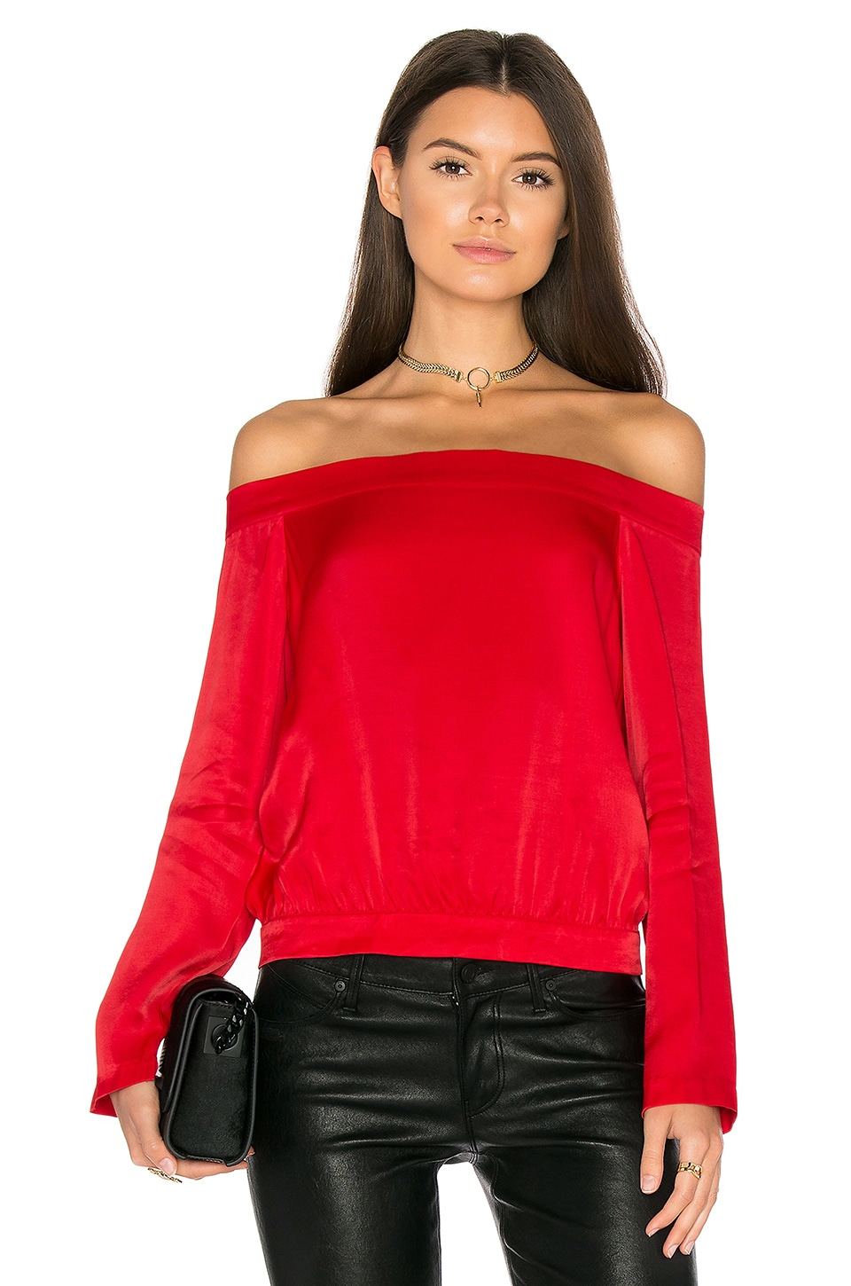 Paige Top by Bardot