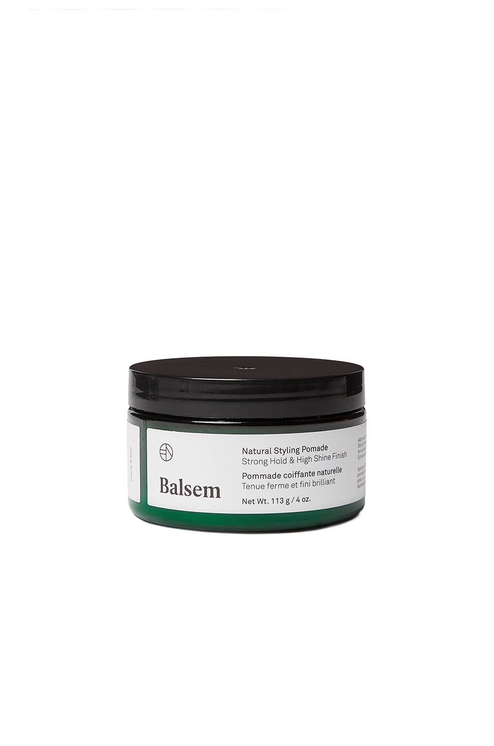 Natural Styling Pomade by Balsem