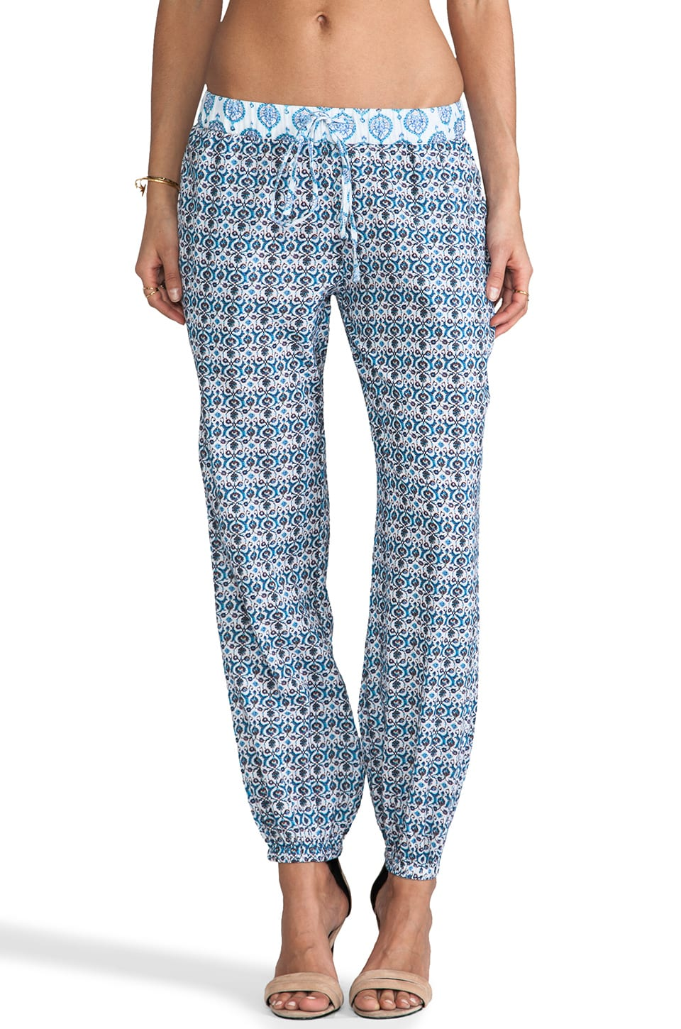 Basta Surf Mele Pant in Grecian Flower